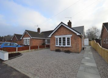 Thumbnail 3 bed semi-detached bungalow for sale in Grove Gardens, Littleton, Chester