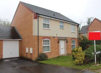 Thumbnail 4 bed detached house for sale in Pembrey Road, Rugby