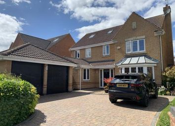 Thumbnail 6 bed detached house for sale in Hall Close, Old Stratford, Milton Keynes, Northamptonshire