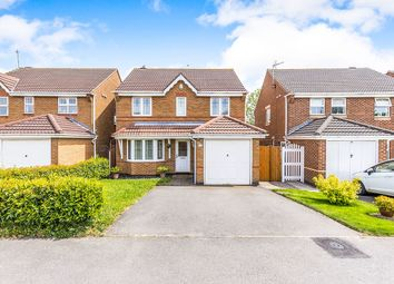 Thumbnail 3 bed detached house for sale in The Oval, Coalville