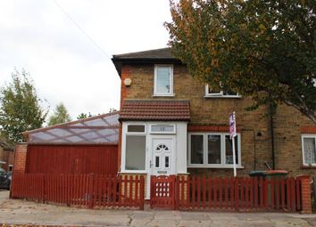 Thumbnail 2 bed semi-detached house for sale in Plaistow, London, England