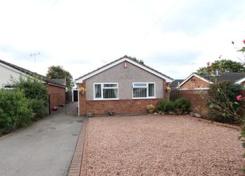 Thumbnail 2 bed detached bungalow for sale in Battledown Close, Hinckley