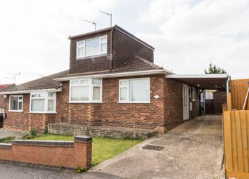 Thumbnail 3 bed semi-detached house for sale in Drayton Place, Irthlingborough, Wellingborough