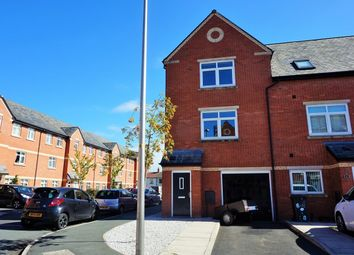 Thumbnail 3 bed terraced house for sale in Pendle Court, Leigh