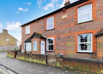 Thumbnail 3 bed terraced house for sale in Church Lane, Mill End, Rickmansworth