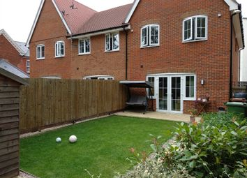 Thumbnail 3 bed end terrace house to rent in Damson Way, Carshalton