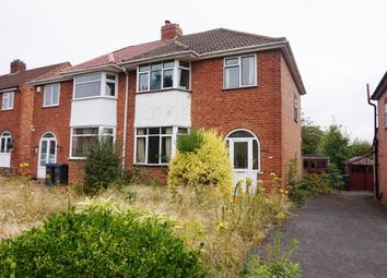 Thumbnail 3 bed semi-detached house for sale in Stephens Road, Walmley, Sutton Coldfield