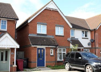 3 bed end terrace house to rent in Clonmel Close, Caversham, Reading, Berkshire RG4