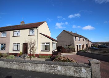 Thumbnail 3 bedroom end terrace house for sale in Malcolm Road, Banff