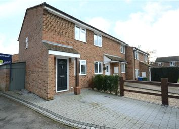 Thumbnail 2 bedroom end terrace house for sale in Mulberry Close, Heath Park, Sandhurst