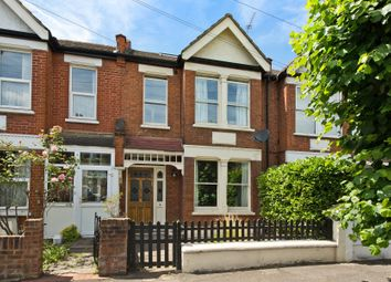 Thumbnail 3 bed terraced house for sale in Edna Road, London