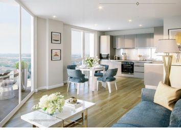 Thumbnail 1 bed flat for sale in Brook House, Brixton Centric, Brixton