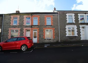 Thumbnail 4 bed terraced house for sale in Collins Terrace, Treforest, Pontypridd