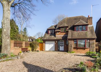 Thumbnail 3 bed detached house for sale in Bickerley, Ringwood, Hampshire