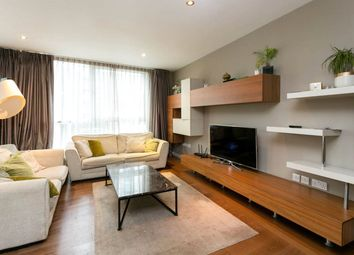 Thumbnail 3 bed flat for sale in Peninsula Apartments, London