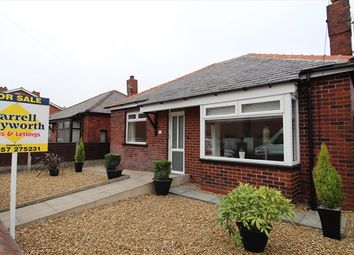 Thumbnail 2 bed bungalow for sale in Froom Street, Chorley