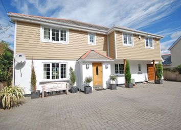 Thumbnail 4 bed detached house for sale in Slade, Bideford