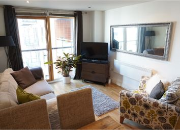 Thumbnail 2 bed flat for sale in Armouries Way, Leeds