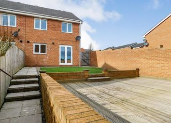 Thumbnail 3 bedroom semi-detached house for sale in Boulevard Rise, Middleton, Leeds