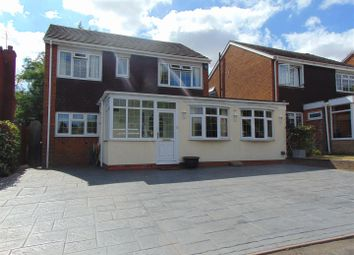 Thumbnail 4 bed detached house to rent in Glebe Fields, Curdworth, Sutton Coldfield