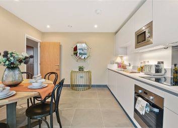 Thumbnail 3 bed flat for sale in Manor Place Depot, London