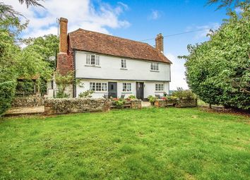 Thumbnail 5 bed detached house for sale in Dean Street, East Farleigh, Maidstone