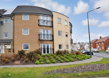 Thumbnail 1 bed flat for sale in Buffkyn Way, Maidstone, Kent