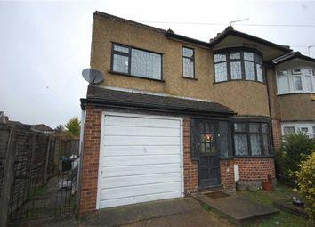 Thumbnail 4 bed end terrace house to rent in Beverley Road, Ruislip Manor, Ruislip