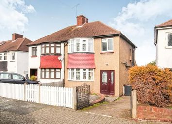 Thumbnail 2 bed semi-detached house for sale in Copthorne Avenue, Bromley, Kent, United Kingdom