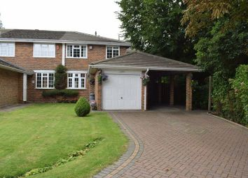 Thumbnail 4 bed end terrace house for sale in Bawtree Close, Sutton