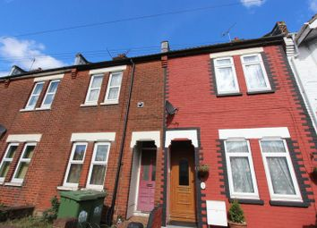 Thumbnail 3 bed terraced house for sale in The Mount, Romsey Road, Shirley, Southampton