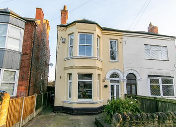 3 bed semi-detached house for sale in Haywood Road, Mapperley, Nottingham NG3