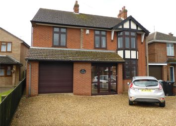 Thumbnail 5 bed detached house for sale in 23 South Road, Bourne, Lincolnshire
