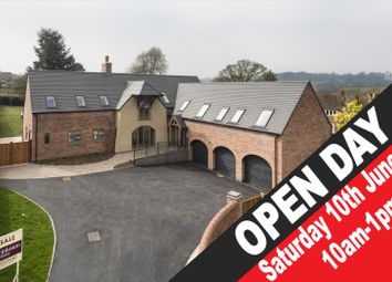 Thumbnail 5 bedroom detached house for sale in Stoney Lane, Coleorton