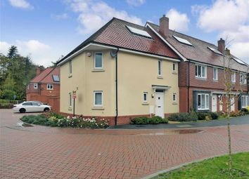 Thumbnail 3 bed end terrace house for sale in Canterbury Road, Chilham, Canterbury, Kent