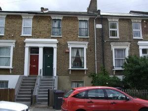 Thumbnail 5 bed terraced house to rent in St Donatts Road, New Cross, London