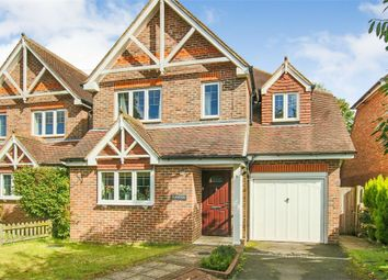 Thumbnail 4 bed detached house for sale in Burwood, Bowers Place, Crawley Down, West Sussex