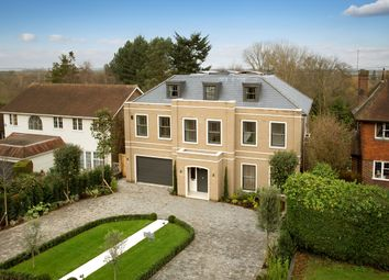 Thumbnail 6 bed detached house for sale in Wayneflete Tower Avenue, Esher