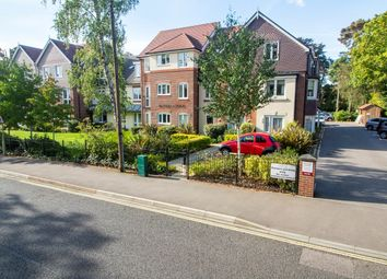 Thumbnail 2 bed flat for sale in Branksomewood Road, Fleet