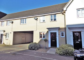 Thumbnail 3 bed semi-detached house for sale in Tummel Way, Attleborough