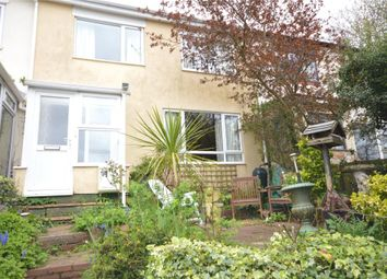Thumbnail 3 bedroom terraced house for sale in Deer Park Avenue, Teignmouth, Devon