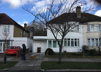 Thumbnail 4 bed semi-detached house to rent in Staveley Road, London