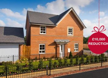 """Thumbnail 4 bed detached house for sale in """"Alderney"""" at Coulson Street, Spennymoor"""