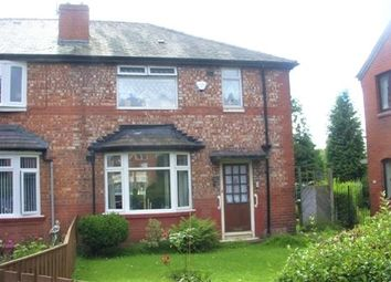Thumbnail 3 bed semi-detached house to rent in Winton Avenue, Moston, Manchester