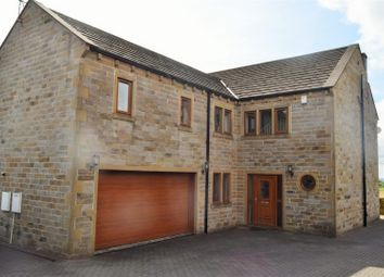 Thumbnail 5 bedroom property for sale in Carr House Road, Shelf, Halifax