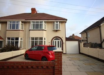 Thumbnail 3 bed semi-detached house for sale in The Corners, Cleveleys, Thornton-Cleveleys, Lancashire