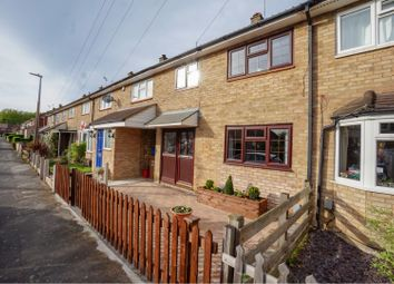 Thumbnail 3 bed terraced house for sale in Collenswood Road, Stevenage