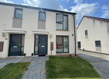 Thumbnail 3 bed semi-detached house to rent in Beddall Way, Ketley, Telford