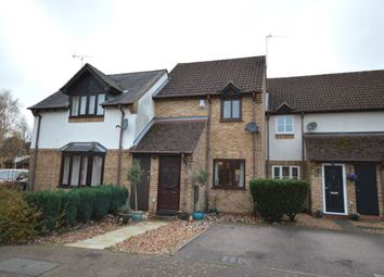 Thumbnail 2 bed terraced house for sale in Carvers Croft, Woolmer Green, Knebworth