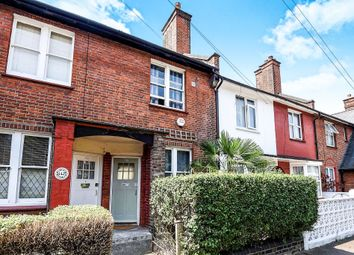 Thumbnail 2 bed terraced house for sale in Derinton Road, London